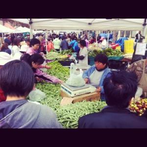 Farmers Market, China